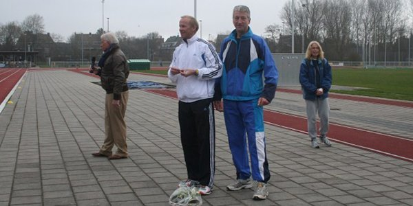 Contact opnemen - Haag Atletiek - Coopertest